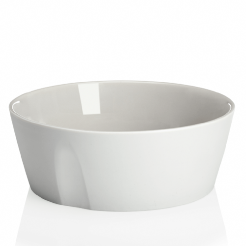 Degrenne Paris 'L'Econome by Starck' Grey Rutabaga Straight Bowl 14cm